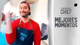 #DetrásDelDelantal | Backstage El Discípulo del Chef - Capítulo 2