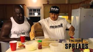 Fresh Out Spreads EP4: Enchiladas