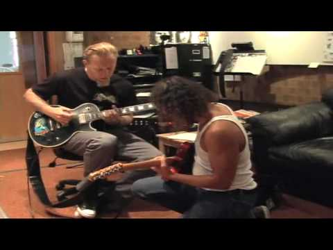 Metallica - Making Magnetic - part 12
