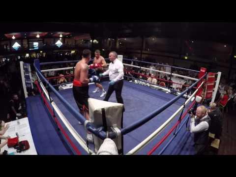 Ultra Boxing Championship | Durham | Carl Thomas VS Sam Varley