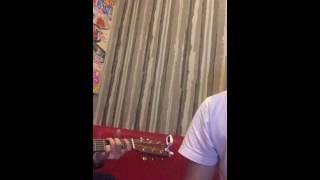 友人にギターを弾いてもらいながポルノグラフィティさんの「あなたがここにいたら」の1番のみを歌ってみました!下手くそですがよろしくおね...