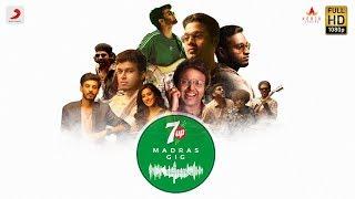 7UP Madras Gig | Season 2 Announcement