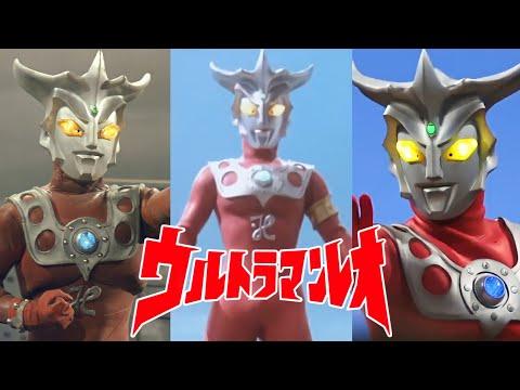 Ultraman Leo (Character Tribute) ウルトラマンレオ Theme (ENG SUBS)
