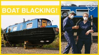 DIY Narrowboat Blacking - How much does it really cost?!