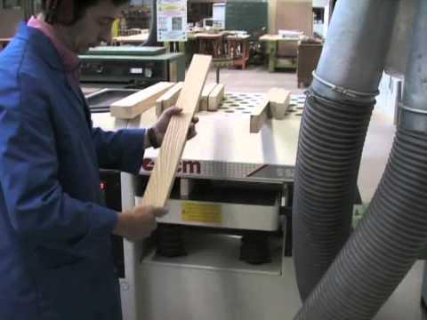 Fabrication d'un meuble en bois vidéos 2 sur 5