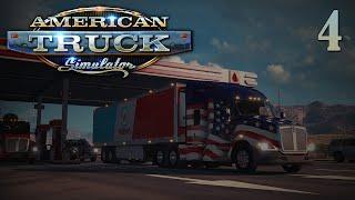 Rozmowy w trasie... ;) - s1e4 - American Truck Simulator