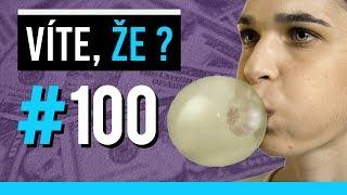 #100 ● VÍTE, ŽE...? 🔥🔥🔥 Velký SPECIÁL !!!