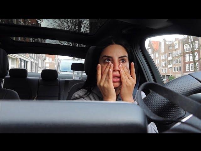 verdrietig mijn nieuwe auto selma omari vlog 343 youtube auto selma omari vlog 343