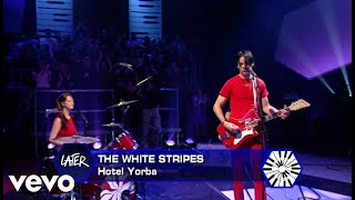The White Stripes - Hotel Yorba (Later...with Jools Holland 11/9/01)