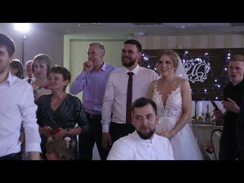 Лучшее поздравление от друзей на свадьбу