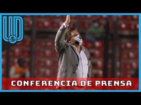 Querétaro 4 - 1   América │ Miguel Herrera │ Jornada 5 │ Guardianes 2020 │ Conferencia de Prensa
