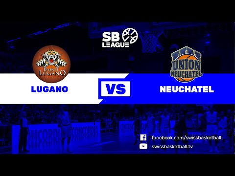 SB League - Day 3: LUGANO vs. NEUCHATEL