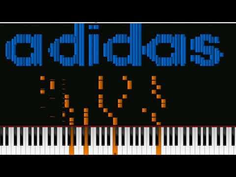 Adidas Black Art - DARK MIDI