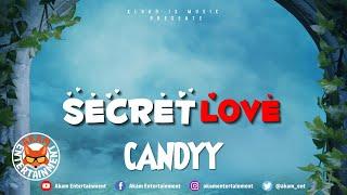 Candyy - Secret Love [Audio Visualizer]
