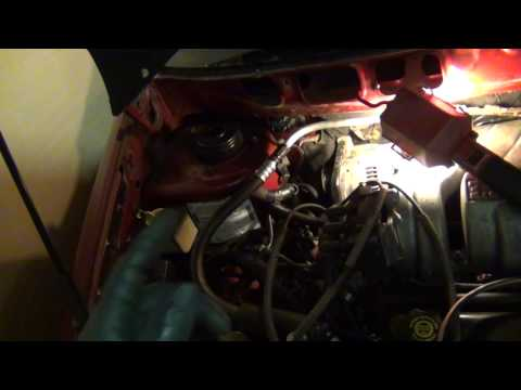 Oil Change And Ignition Tune Up 1998 Dodge Grand Caravan