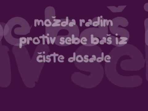 Prezivecu - Ana Bebic ( lyrics, reci pesme )