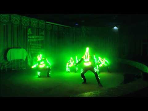 Видео, Лучшее светодиодное Шоу Краснодара