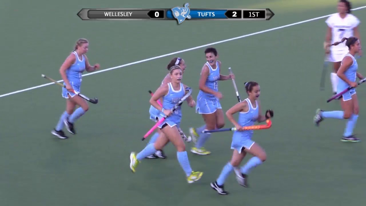 Goal Cam - Watch Field Hockey Score 8 Goals Against