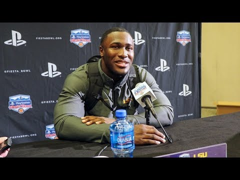 "LSU's Devin White on UCF's National Championship: It's ""embarrassing"""