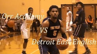 FULL GAME HIGHLIGHTS: Chicago Orr vs Detroit East English!