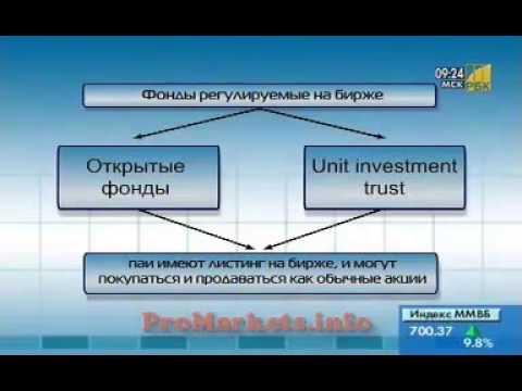 Инвестиционные фонды США