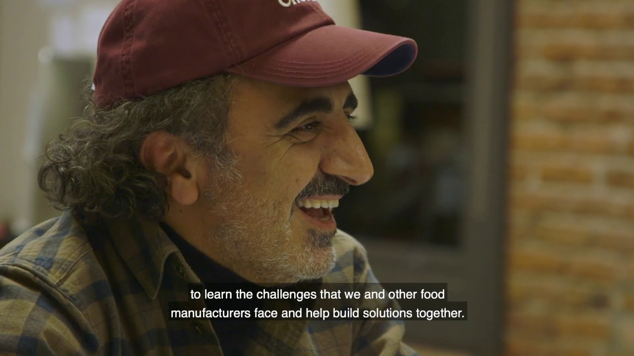 Chobani Food Tech Residency