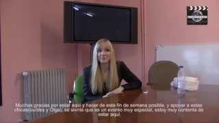 Joanne Froggatt Basauri Interview Thumbnail