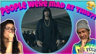 Eminem Rips Donald Trump - BET Hip Hop Awards Freestyle REACTION