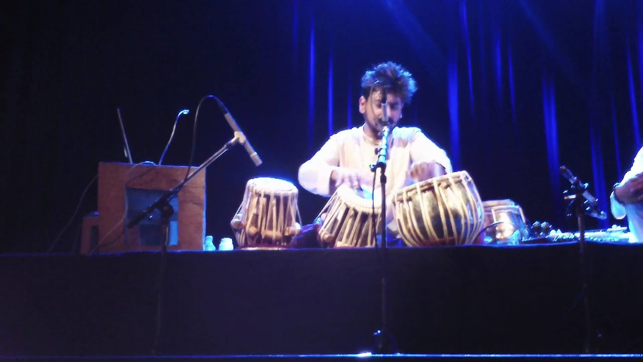 Tabla Solo in Zurich 2011