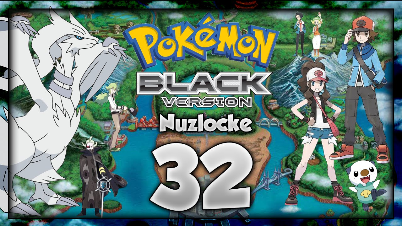 Lets Play Pokémon Schwarz Nuzlocke Part 32 Frostig Kalt Im