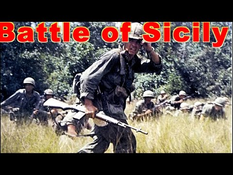 Battle of Sicily: Full Battle of Sicily Documentary