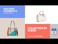 Collection By Guess Featured Handbags & Wallets