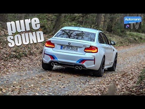 2018 BMW M2 Facelift / LCI - Pure SOUND (60FPS)