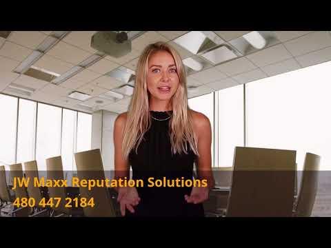 JW Maxx Solutions, Phoenix based Online Corporate Reputation Management
