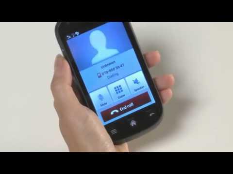 Doro Liberto® 810 Tutorial: Make a call