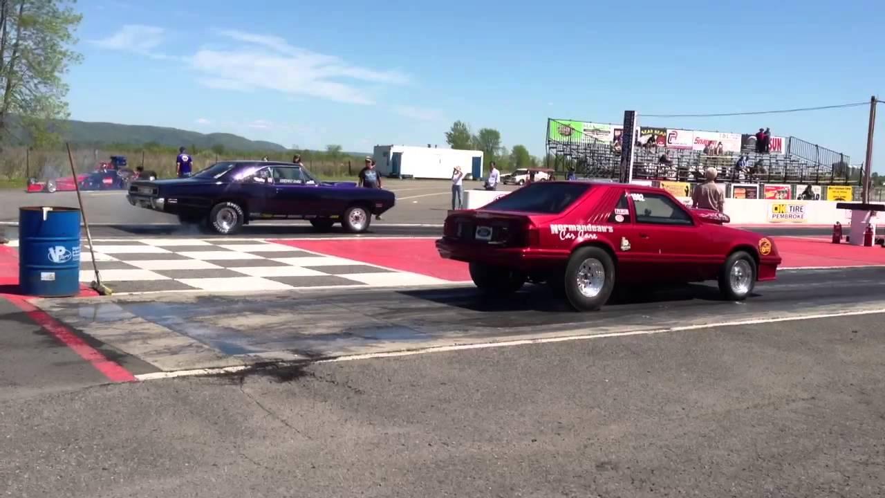 Luskville speedway