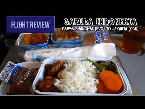 Flight Report   Garuda Indonesia Boeing 777-300ER   GA895 Shanghai Pudong to Jakarta