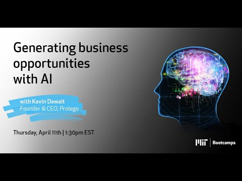 MIT Bootcamps: How to identify business opportunities with AI