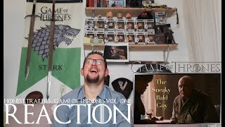 Honest Trailers - Game of Thrones Vol. 1 REACTION