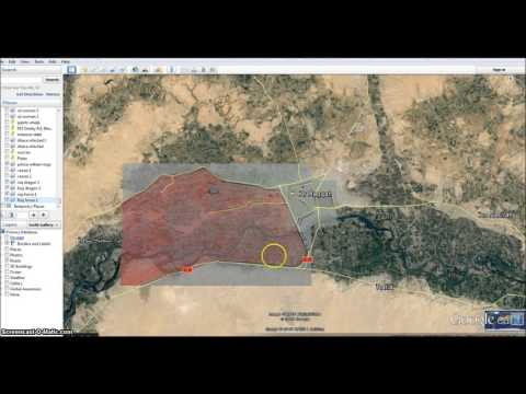 Al-Raqqah Syria France Bombing target Maps out WW3 Horsemen. Illuminati Freemason Symbolism.