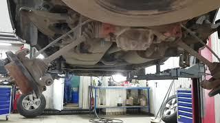 Ремонт и обслуживание автомобилей Nissan Pathfinder и Infiniti QX56 в АТЦ Коуш.