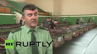 Spain: Huge confiscated arsenal goes up for auction