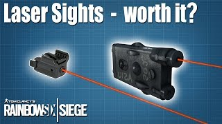 Laser Sights, are they worth using? - Rainbow Six | Siege