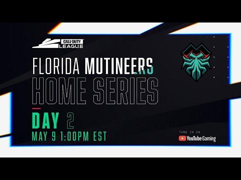 Call Of Duty League 2020 Season   Florida Mutineers Home Series   Day 2