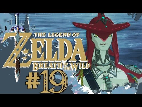 The Legend of Zelda: Breath of the Wild - Part 19 Prince Sidon!