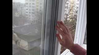Теплый металлопластиковый раздвижной балкон в Харькове(Весьма качественные и теплые раздвижные системы остекления - это металлопластиковые параллельно - раздвиж..., 2014-06-17T09:20:00.000Z)