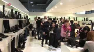 MICAM Milan | Giovanni Fabiani | Footwear Exhibition | March 2013 Thumbnail