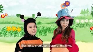 Písničky pro děti   Sluníčko, sluníčko