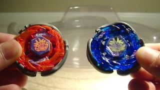 ~Spiral Capricorne 90MF Vs Storm Capricorne M145Q - Quick Battle Series #4
