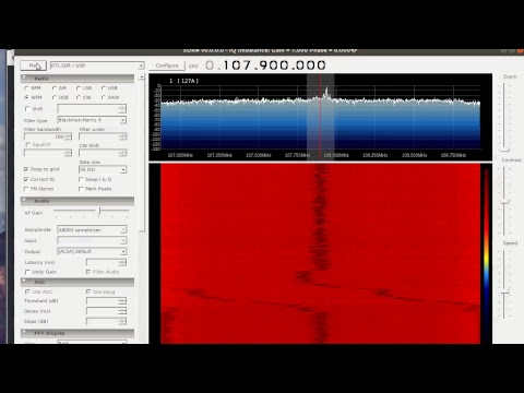 SDR# setup with RTL-SDR on Ubuntu Linux